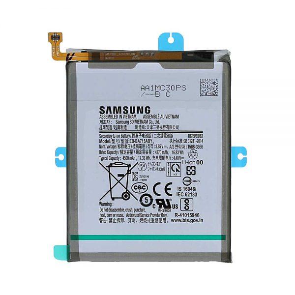 battery samsung galaxy A71 eb ba715aby 2