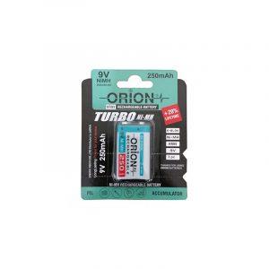 Orion 9V battery